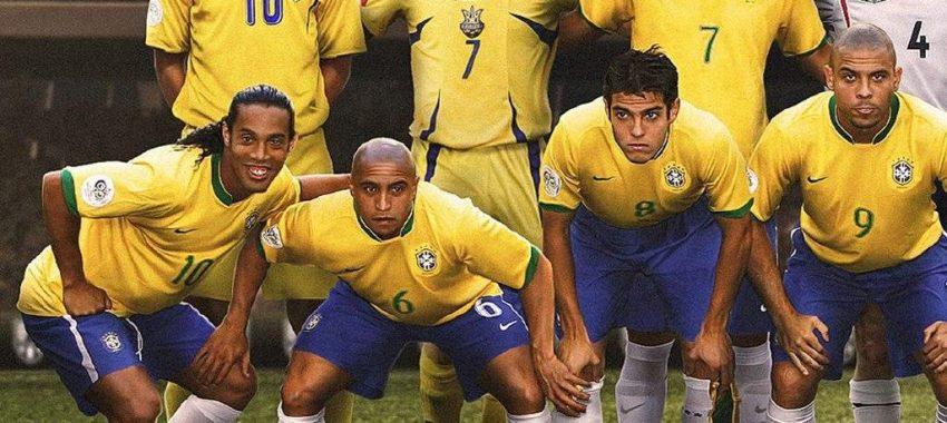 تیم جام جهانی 2006 با حضور علی دایی (عکس)