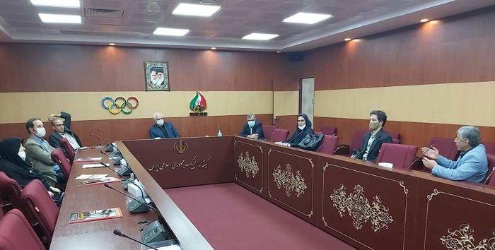 نهمین نشست کمیسیون توریسم ورزشی برگزار شد