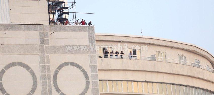 شهید وطنی؛ همه شهر جایگاه تماشاچی است